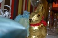 Easter chocolate bunny