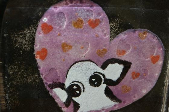 Mr Moo heart...