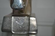 Glass heart...