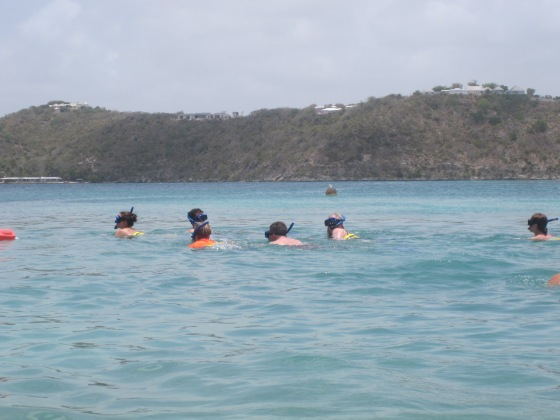 Off for some snorkeling