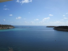 Balcony view Antigua
