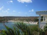 Antigua balcony view