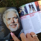 Tom Jones at Larmer tree