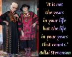 life in your years