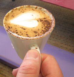 Larmer Tree 15 coffee