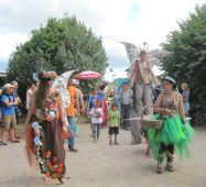 Larmer Tree 15 parade