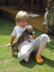 Kipster and Barnaby Love