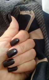 A/W15 nails and scarves