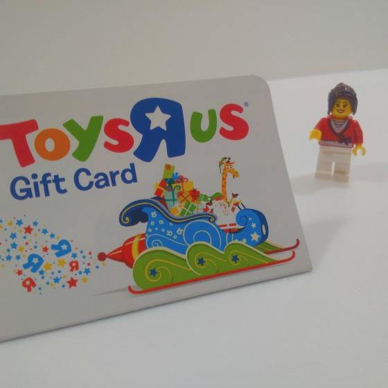 Toys R Us voucher
