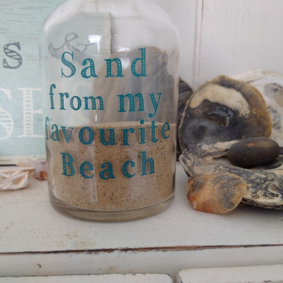sand from the beach